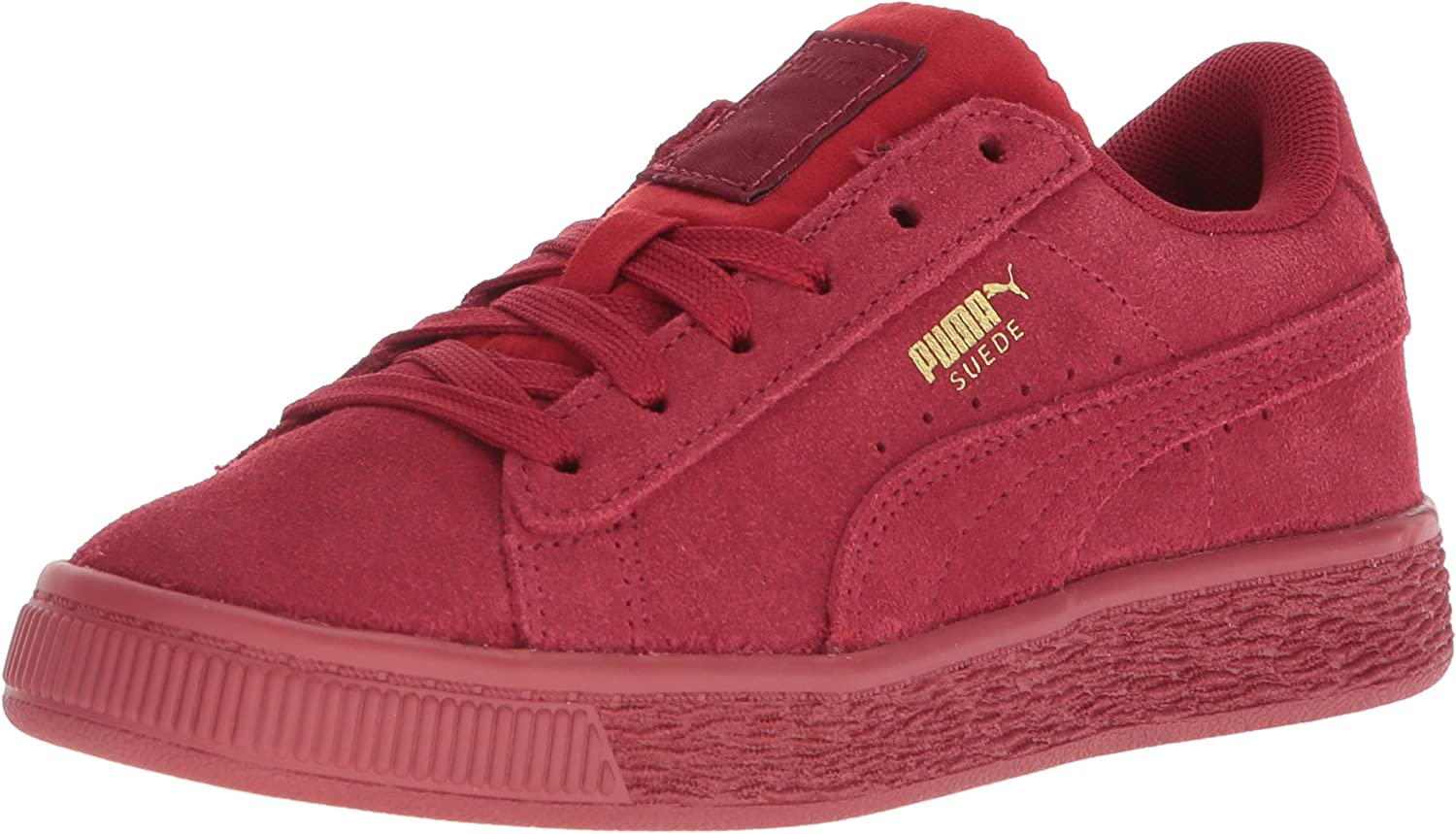 1 year warranty PUMA New Free Shipping Unisex-Child Suede Classic Sneaker