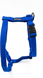 Pawsitive Hemp Dog Harness - We Donate a Harness for Every Harness Sold. Solid Color, Fleece lined Adjustable Harness for Small, Medium and Large Dogs. Hypoallergenic, Great for Sensitive Skin