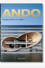 Ando. Complete Works 1975–Today. 40th Ed. Hardcover