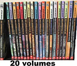 Star Wars JEDI APPRENTICE series, Complete Set, 20 Volumes, (Volume 1-18 + Special Edition vol 1-2 )
