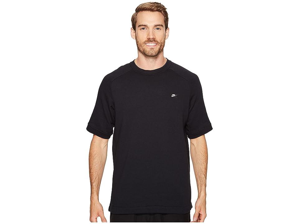 Nike Sportswear Modern Crew (Black) Men