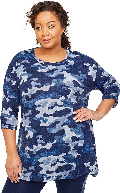 Catherines Women's Plus Size Hidden Vista Tunic