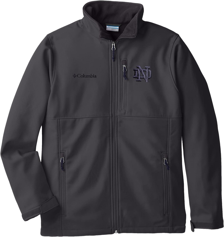 NCAA Notre Dame Fighting Irish Collegiate Ascender Softshell Jacket