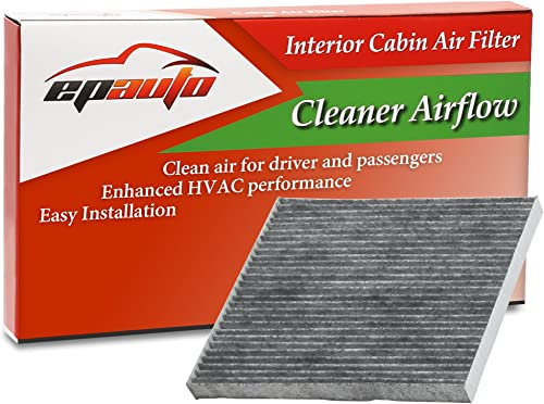 discount EPAuto CP819 (CF11819) Replacement for Hyundai/Chevrolet/GMC/KIA/Saturn outlet online sale sale Premium Cabin Air Filter includes Activated Carbon outlet online sale