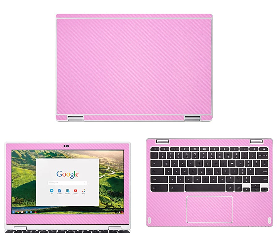 Decalrus - Protective decal for Acer ChromeBook 11 R-11-CB5-132T, R11-C738T (11.6