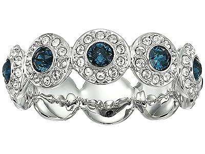 Swarovski Angelic Ring (Teal) Ring