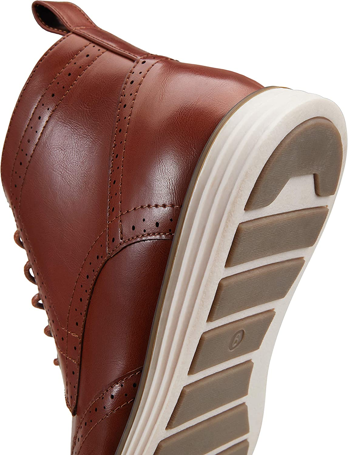 VOSTEY Mens Boots Casual Dress Boots for Men Ankle Chukka Oxford Boots
