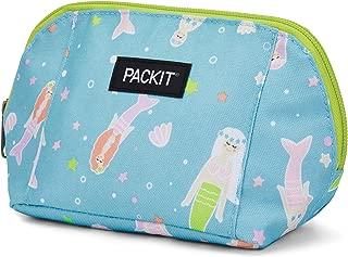 PackIt AMZ-SN-MER Freezable Snack Bag, Mermaids