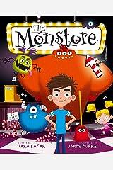 Monstore Kindle Edition