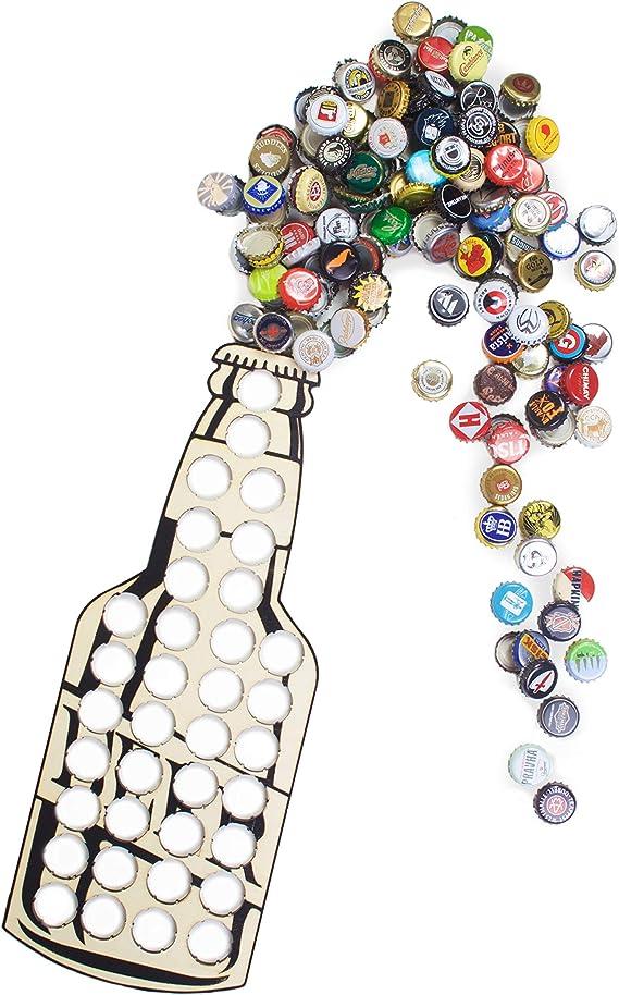 Beer Bottle Cap Holder