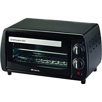 Ariete 980 Mini Horno 10 litros Gran Gusto, 800 W, Acero ...