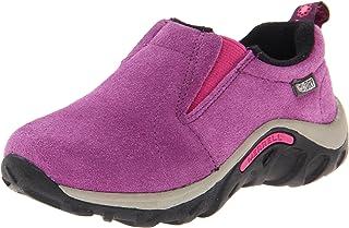 حذاء Merrell Jungle Moc Frosty بدون رباط مقاوم للماء (للأطفال الصغار/الأطفال الكبار)