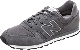New Balance Men's 373 Trainers, (Dark Grey DAR), 7.5 (41.5 EU)