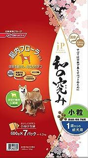 ジェーピースタイル ドッグフード 和の究み 小粒 国産 チキン 1歳以上 成犬用 4.2kg (600g ×7袋)