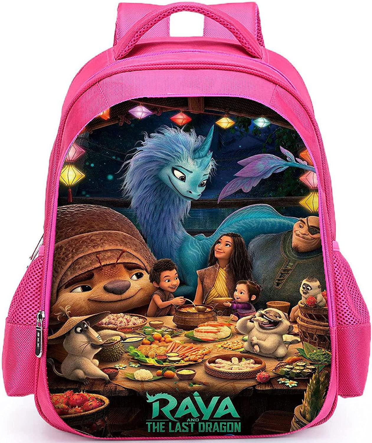 Surprise price Raya And The Last 25% OFF Dragon Backpack Cartoon Kids 3D Prin for Anime