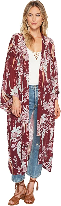 Free People - If You Say So Kimono