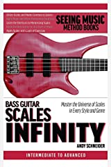 Bass Guitar Scales Infinity: Master the Universe of Scales In Every Style and Genre Kindle Edition