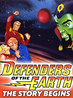 Defenders of the Earth: The Story Begins