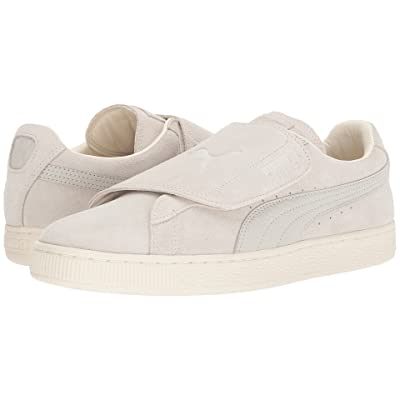 PUMA Suede Wrap Color Blocked (Whisper White/Whisper White) Men