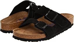 Birkenstock - Arizona Soft Footbed - Suede (Unisex)