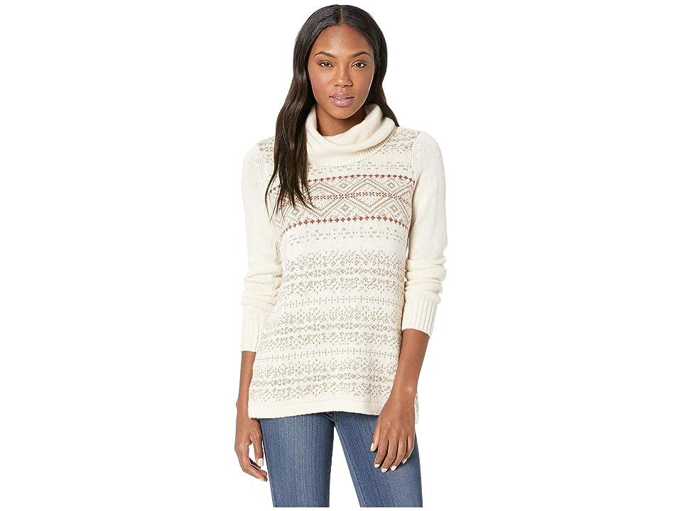 Aventura Clothing Keelan Sweater (Whisper White) Women