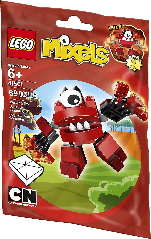 LEGO Mixels Vulk Building Set
