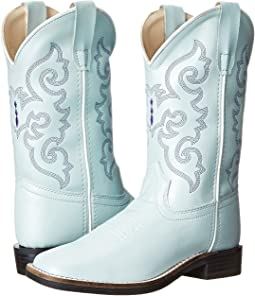 Leatherette Western Boots (Toddler/Little Kid)