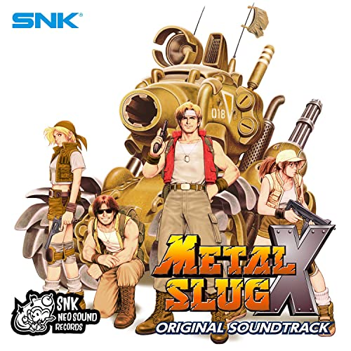 BARRACKS -X- [Character Select] by SNK SOUND TEAM on Amazon
