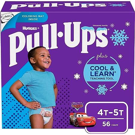 Huggies Pants Pull-Ups Ni/ño Talla 4 8-12 Kg 108 uds