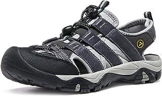 ATIKA Women's Sports Sandals Trail Outdoor Water Shoes 3Layer Toecap