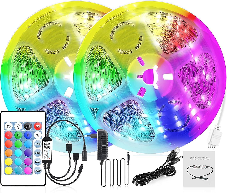 65.6ft LED Strip Lights OFFicial mail order Motion led Activated Kit wi Factory outlet Light