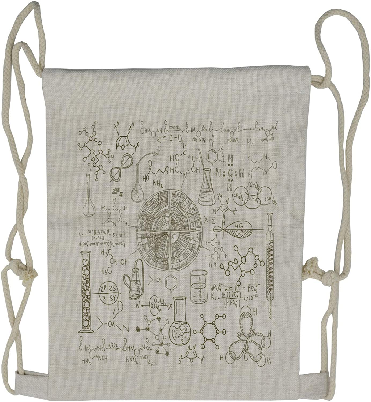 Lunarable Drawstring Backpack