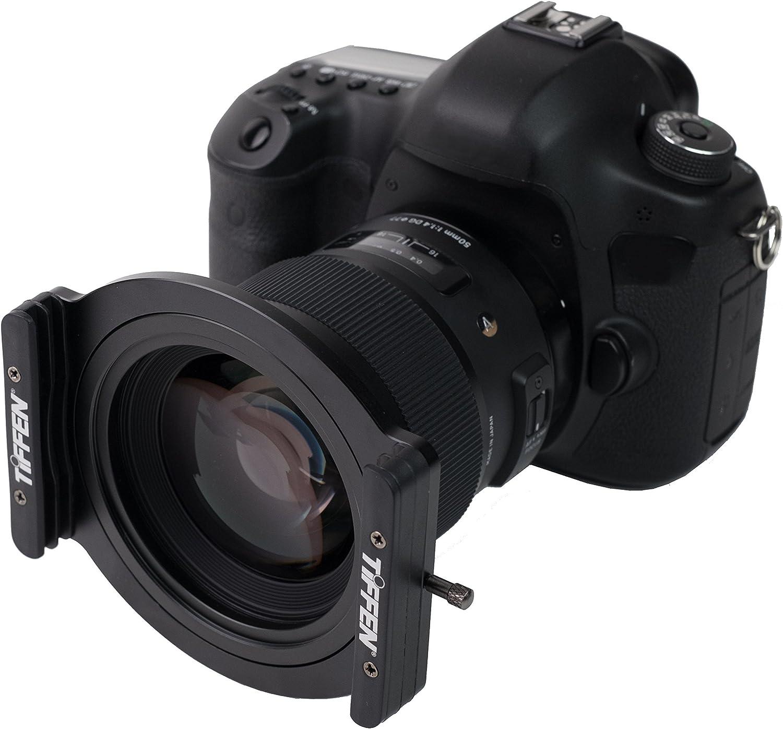 PRO10052AR Tiffen Step Ring Camera Lens Square Filter Black