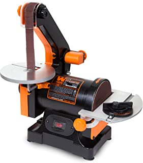 WEN 6515T 1 in. x 30 in. Belt Sander with 5 in. Sanding Disc