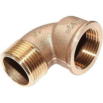 PC-Wasserk/ühlung Rohrverbinder f/ür Wasserk/ühlung Tangxi 14 mm AD G1 // 4-Gewinde Two-Touch-Anschluss mit Silikondichtung Silber 90-Grad-Winkel duales Hartrohr f/ür CPU-Wasserk/ühlung
