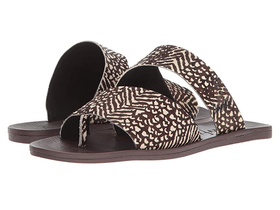 Blowfish Deel (Black Kenyan Calf Hair) Women