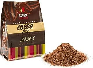 CasaLuker - Cacao en Polvo Natural 22-24% No Alcalinizado
