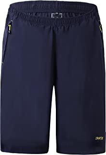 fanhang Men's Quick Dry Light Weight Outdoor Hiking Active Shorts
