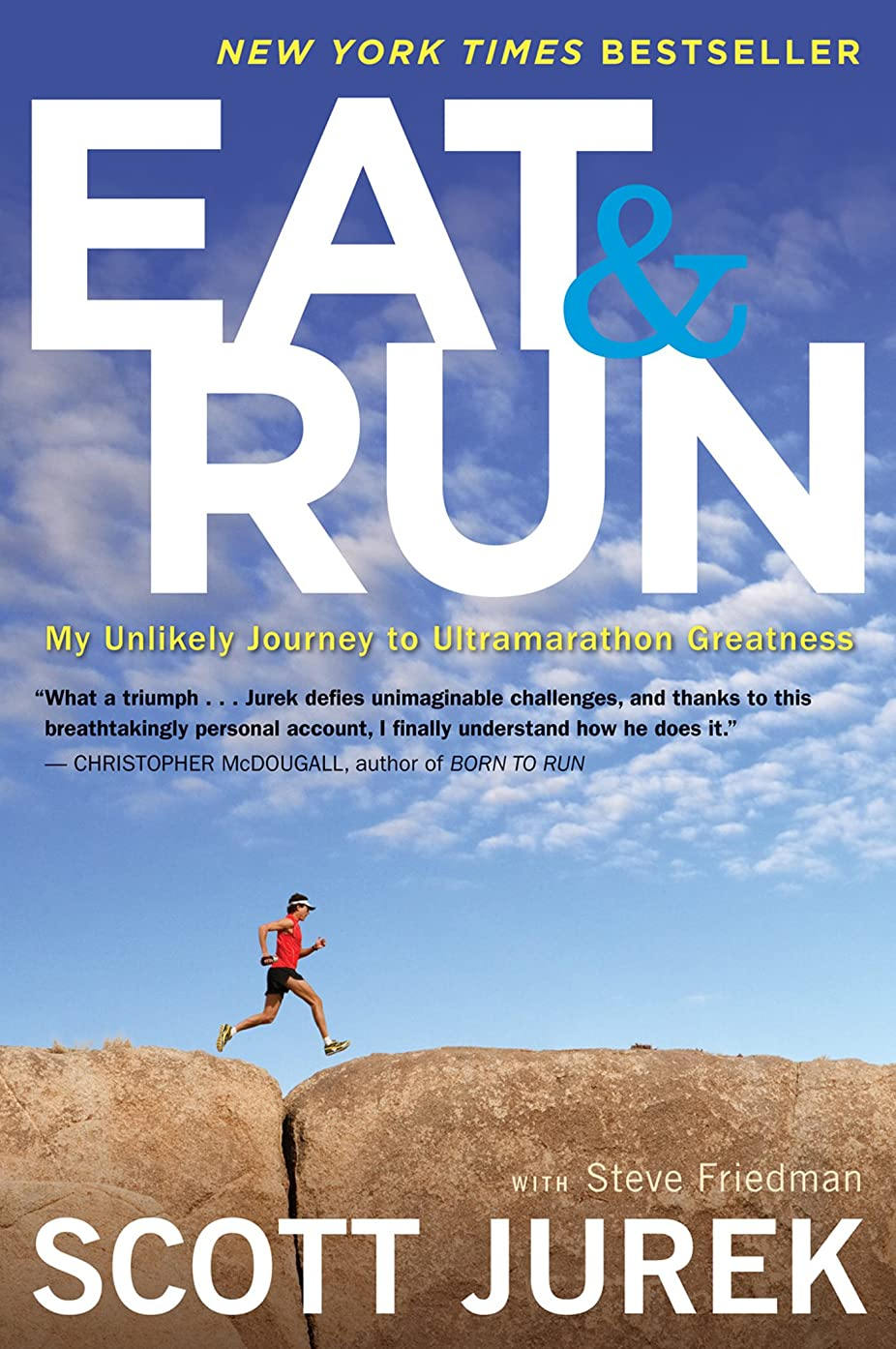 翻訳するネクタイ教授Eat and Run: My Unlikely Journey to Ultramarathon Greatness (English Edition)