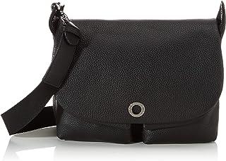 Mandarina Duck Mellow Leather, Borsa a Tracolla Donna, 12x27.5x28 cm (W x H x L)
