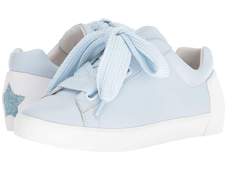 ASH Nina (Ice Blue A Nappa Calf/Micro) Women