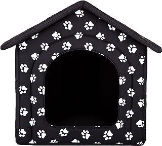 HobbyDog Hundehütte Hundehöhle Hundebett Tierbett Katzenbett Größen 1-6