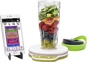 Perfect Blend 2.0 Smart Scale + app – volg voeding en maak lekkere smoothies.