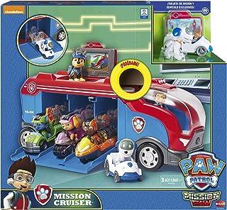 Patrulla Canina Autobús Mission Cruiser (BIZAK 61926719