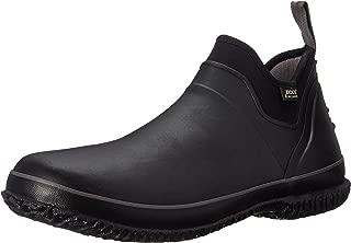 Mens Urban Farmer Low Waterproof Work Rain Boot