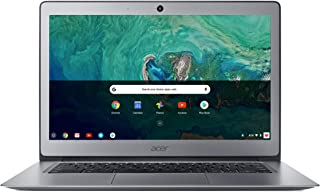 "Acer Chromebook CB3431C64E Ordinateur portable 13, 9"" Full HD Gris (Intel Celeron, 4.."