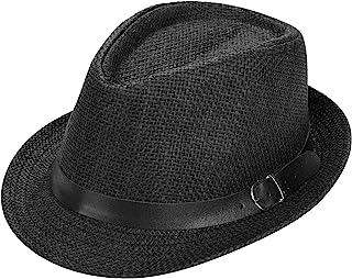 麦わら帽子 メンズハット 春秋 帽子 UVカット 日よけ帽子 大きいサイズ UV帽子 通気性 シルクハット 折りたたみ ぼうし つば広い帽子 サンバイザー 小顔 カンカン帽 紫外線対策 持ち運び スポーツ アウトドア ビーチ 登山 旅行 おしゃれ
