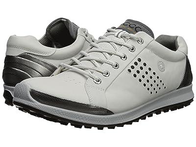 ECCO Golf Biom Hybrid 2 Hydromax(r) (White/Black) Men