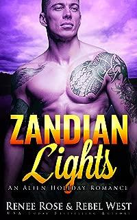 Zandian Lights: An Alien Holiday Romance (Zandian Brides Book 4)