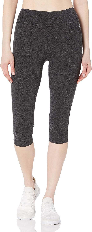 Energy Zone Women's Essential Cotton Capri Legging